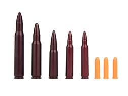 A-ZOOM Action Proving Dummy Round, Snap Cap Top Rifle Variety Pack