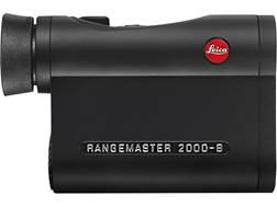 Leica Rangemaster CRF 2000-B Laser Rangefinder 7x Black