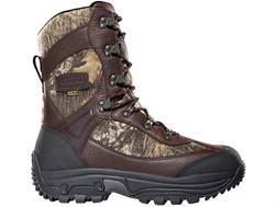"Lacrosse Hunt Pac Extreme 10"" Waterproof 2000 Gram Insulated Hunting Boots Leather/Nylon Men's"