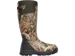 "LaCrosse Alphaburly Pro 18"" Waterproof 800 Gram Insulated Hunting Boots Rubber Clad Neoprene Men's"