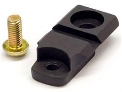 Accu-Shot Monopod CAR Sling Loop to 1913 Rail Adapter Steel Black