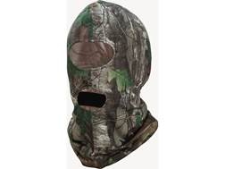 Ol' Tom Performance Full Face Mask Polyester Realtree Xtra Green Camo