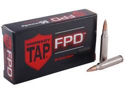 Hornady TAP Personal Defense Ammunition 223 Remington 75 Grain Jacketed Hollow Point Box of 20