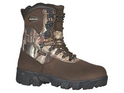 "LaCrosse Game Country HD 8"" Waterproof 1600 Gram Insulated Hunting Boots Nylon Realtree AP Camo M..."