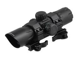 Leapers UTG Red Dot Sight 30mm 1x Red and Green Dot with Quick-Detach Weaver/Picatinny-Style Moun...