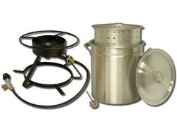 King Kooker 50 Qt Propane Steamer with Basket