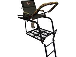 X-Stand The General 22' Single Ladder Treestand Steel