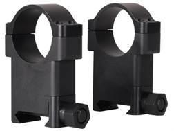 """TPS 1"""" HRT Weaver-Style Aluminum Rings Matte Extra High"""