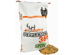 Anilogics Supplement 365 SPIN Deer Supplement 2000 lbs in 50 lb Bags