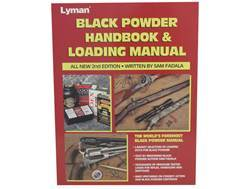"""Lyman Black Powder Handbook and Loading Manual: All New 2nd Edition"" Reloading Manual"