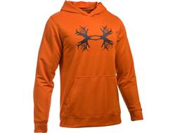 Under Armour Men's UA All Season Antler Logo Hoodie Polyester