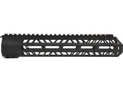 """AR-Stoner Free Float M-Lok Handguard AR-15 10.5"""" Length Aluminum Black"""