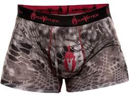 Kryptek Men's Trident Boxer Underwear Polyester Typhon/Raid Pack of 2