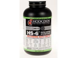 Hodgdon HS6 Smokeless Powder 8 lb