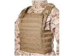 BLACKHAWK! S.T.R.I.K.E. Lightweight Commando Recon Chest Harness Nylon Ripstop Coyote