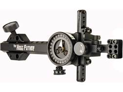 Spot-Hogg Hogg Father Bow Sight Base with Pin Guard Adapter Left Hand