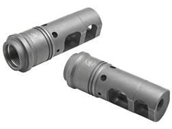 Surefire SOCOM Muzzle Brake 762 Suppressor Adapter Sako TRG, Steyr SSG-08 M18x1 LH Steel Matte