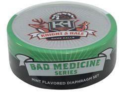 Knight & Hale Bad Medicine Diaphragm Turkey Call 3 Pack