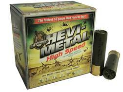 "Hevi-Shot Hevi-Metal Waterfowl Ammunition 10 Gauge 3-1/2"" 1-1/2 oz #2 Non-Toxic"