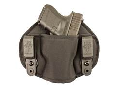 Desantis Vanquisher Belt Holster Ambidextrous Small, Medium Frame Semi Automatic and 1911