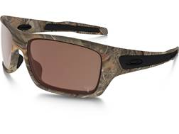 Oakley Turbine Sunglasses Woodland Camo Frame/VR28 Black Iridium
