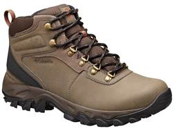 "Columbia Newton Ridge Plus II 5"" Waterproof Hiking Boots Leather Men's"