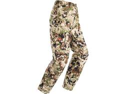 "Sitka Gear Men's Mountain Pants Nylon Gore Optifade Subalpine Camo 32"" Waist 33"" Inseam"