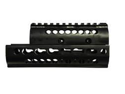 Midwest Industries 2-Piece KeyMod Handguard Yugo AK-47 Aluminum Black
