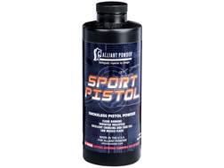 Alliant Sport Pistol Smokeless Powder