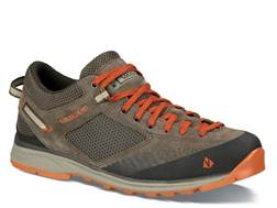 "Vasque Grand Traverse 4"" Hiking Shoes Leather Bungee Cord and Rooibos Tea Men's"