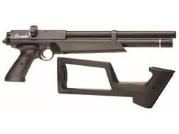 Benjamin Marauder Air Pistol 22 Caliber Pellet Black Polymer Stock Matte Barrel