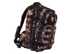 G.P.S. Tactical Bugout Backpack Loaded Gray Digital