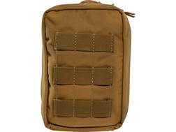 Military Surplus MOLLE II Night Vision Utility Pouch Grade 1 Nylon Coyote