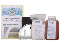 The Tannery Basic Home Hide Tanning Kit