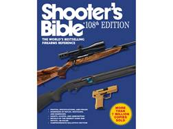 """Shooter's Bible, 108th Edition"" Book Edited by Jay Cassell"