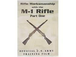 "Gun Video ""Rifle Marksmanship with the M-1 Rifle: Part 1"" DVD"
