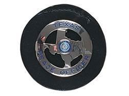 Gould & Goodrich B407 Badge Holder Leather Black