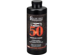 Alliant Reloder 50 Smokeless Powder 1 lb