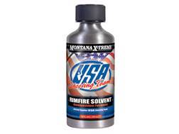 Montana X-Treme USA Shooting Team Rimfire Blend Bore Cleaning Solvent 6 oz Liquid