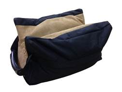 Benchmaster Bench Front Shooting Rest Bag Extra Large Leather Filled