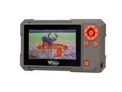 Wildgame Innovations Trail Pad Swipe Game Camera SD Card Viewer with Color Viewing Screen
