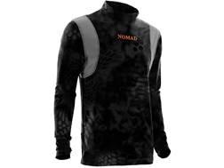 NOMAD Men's Heartwood LVL 1 Lightweight Base Layer Shirt Long Sleeve Polyester
