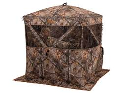 """Ameristep Buck Commander Deerstroyer Ground Blind 75"""" x 75"""" x 67"""" Polyester Realtree Xtra Camo"""