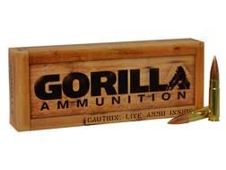 Gorilla Ammunition 300 AAC Blackout 147 Grain Full Metal Jacket