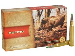 Norma USA American PH Ecostrike Ammunition 7x64mm Brenneke 140 Grain Tipped Boat Tail Lead-Free B...