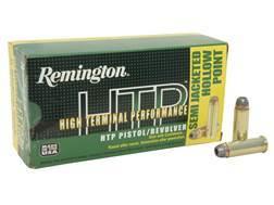 Remington High Terminal Performance Ammunition 44 Remington Magnum 240 Grain Semi-Jacketed Hollow...