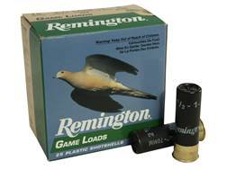 "Remington Game Load Ammunition 16 Gauge 2-3/4"" 1 oz #8 Shot Box of 25"