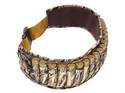 Allen Shotshell Ammunition Carrier Belt 25-Round Mossy Oak Duck Blind Camo