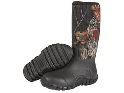 "Muck FieldBlazer 15.5"" Waterproof Insulated Hunting Boots Rubber and Nylon Mossy Oak Break-Up Camo Men's"