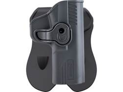 Caldwell Molded OWB Retention Holster Right Hand S&W Bodyguard 380 Polymer Black